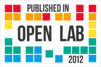 Published Open Lab 2012